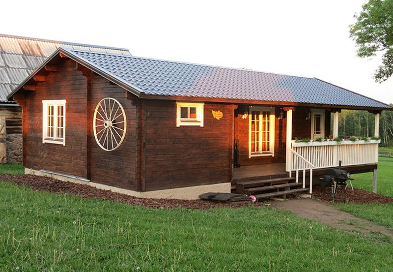 ferienhaus und ferienhausbausatz rancherhaus kaufen. Black Bedroom Furniture Sets. Home Design Ideas
