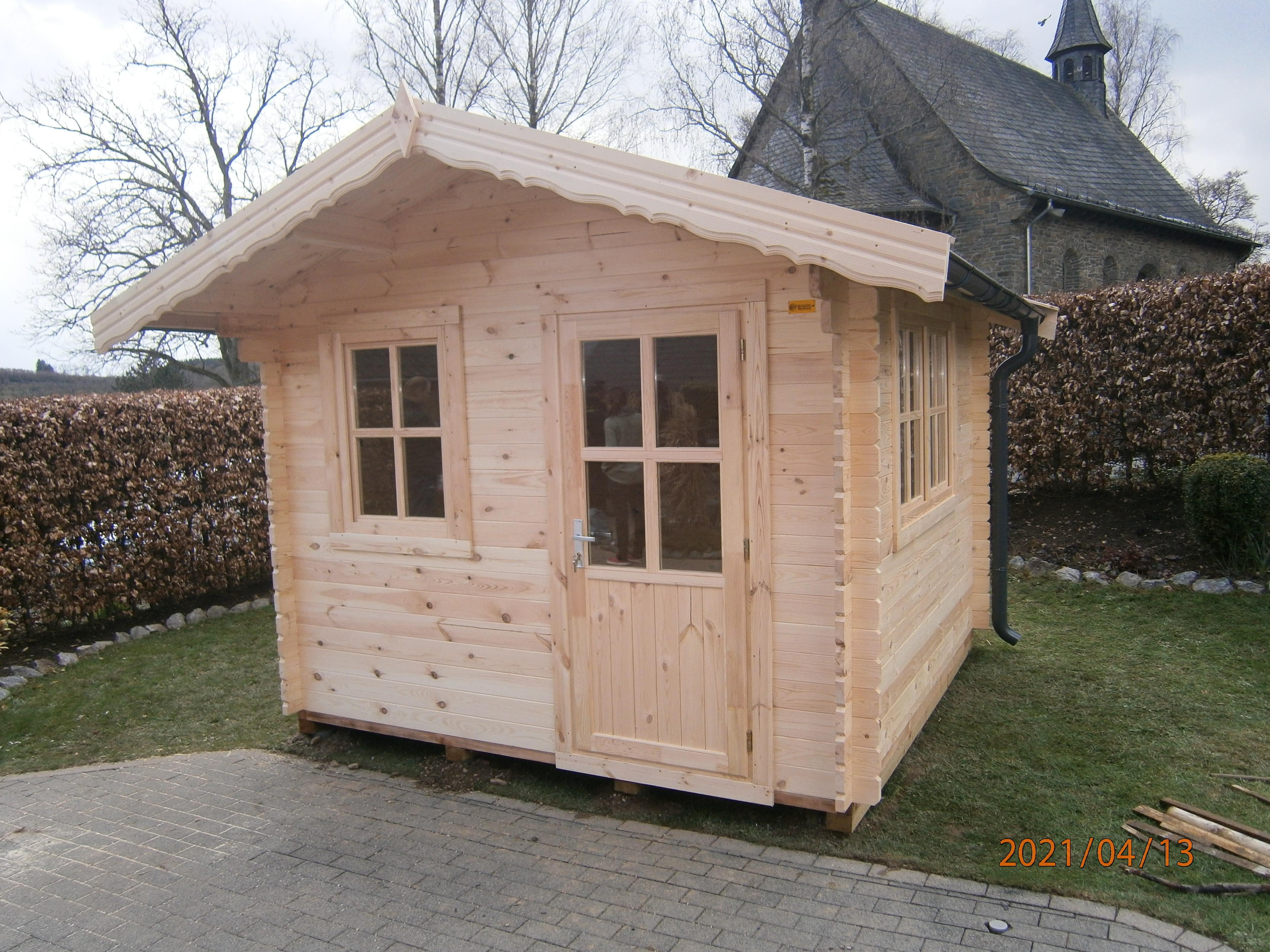 gartenhaus und ger tehaus satteldach donau 3 kaufen. Black Bedroom Furniture Sets. Home Design Ideas