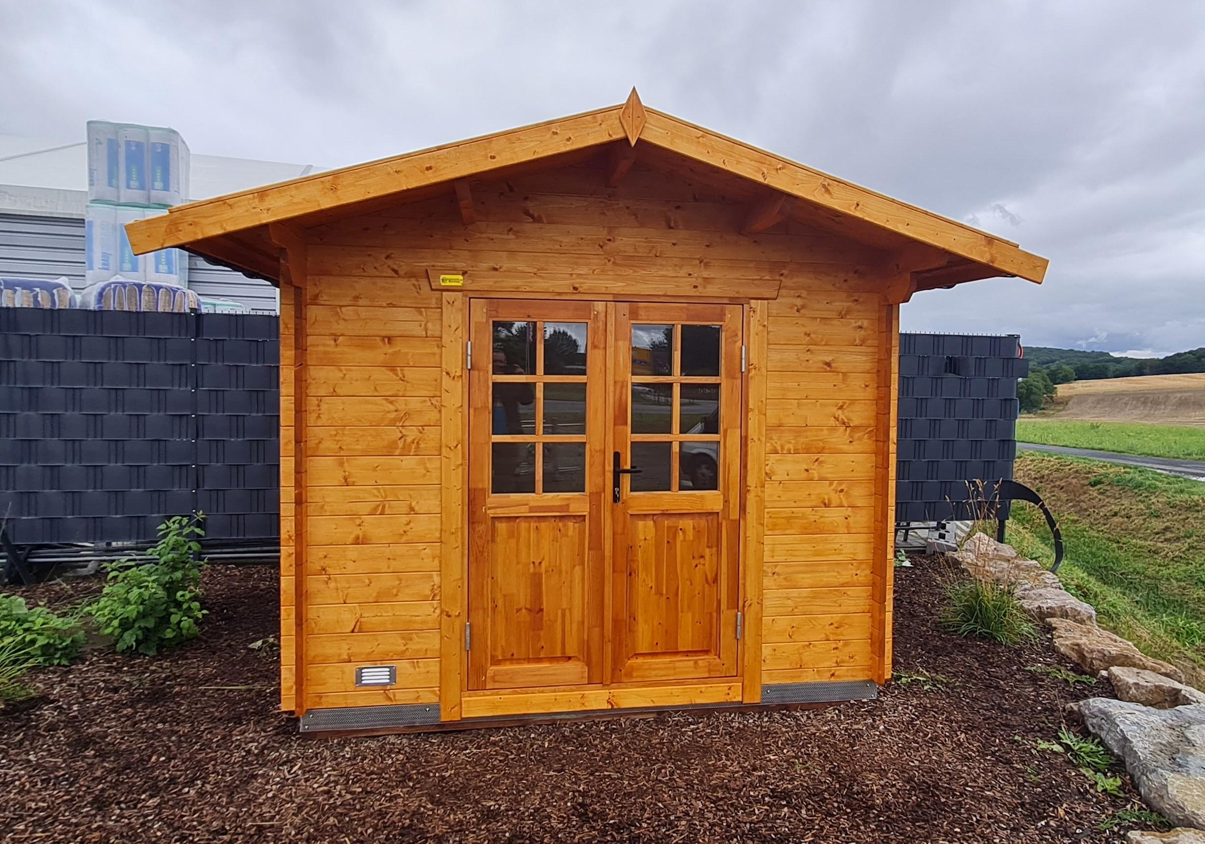 gartenhaus und ger tehaus satteldach lahn kaufen. Black Bedroom Furniture Sets. Home Design Ideas