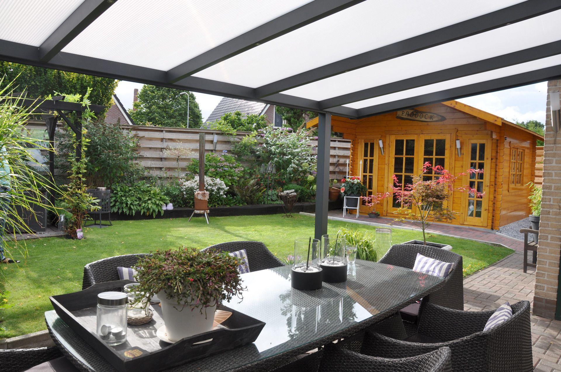 terrassendach aluminium ueberdachungen polycarbonat 3 m. Black Bedroom Furniture Sets. Home Design Ideas
