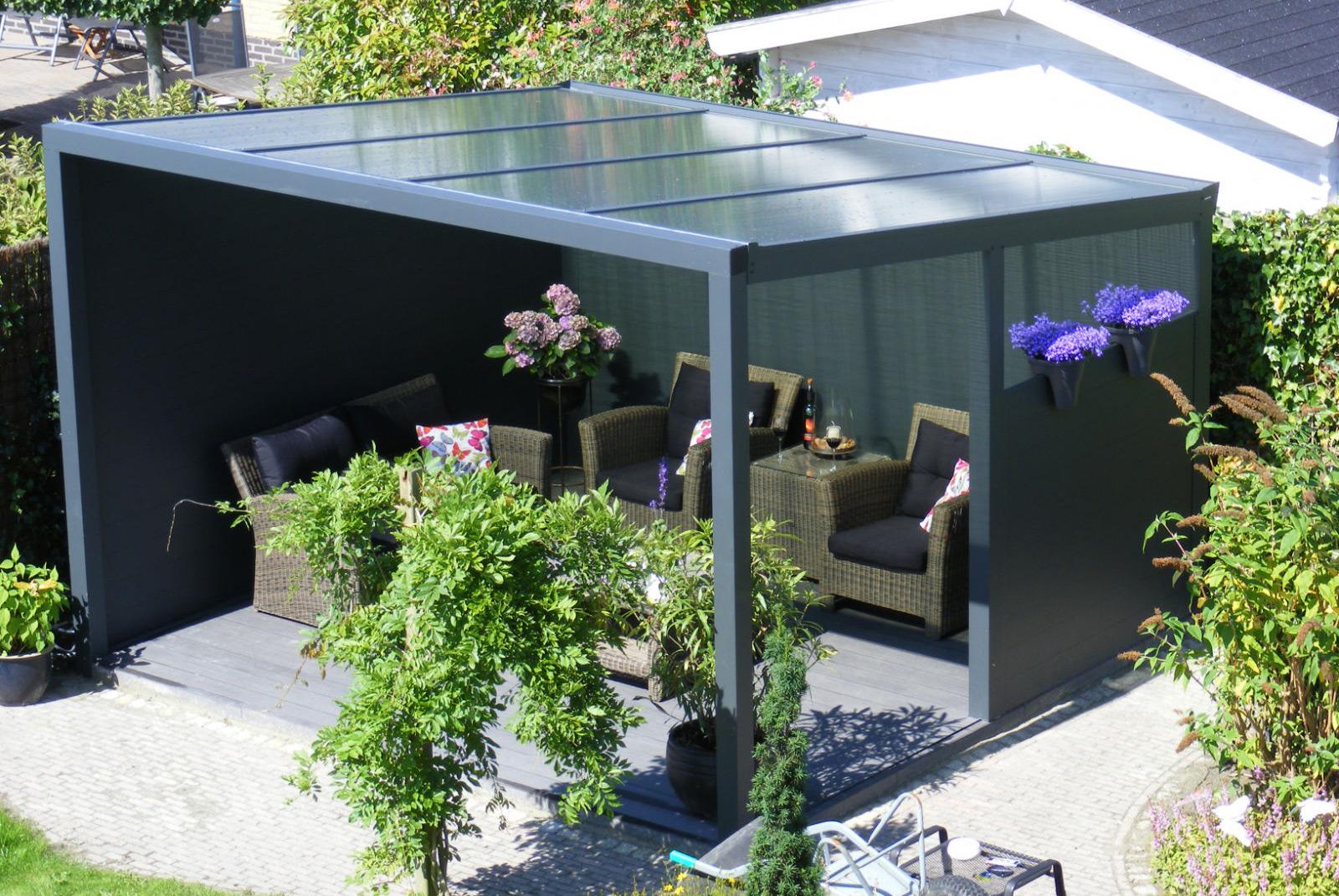 Terrassenuberdachung Alu Freistehend ~ Terrassendach aluminium ueberdachungen polycarbonat m