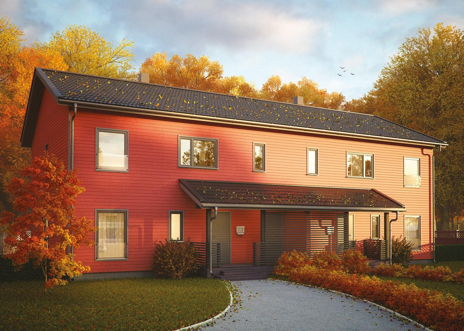 fertighaus und bausatzhaus 454 victor d classic kaufen. Black Bedroom Furniture Sets. Home Design Ideas