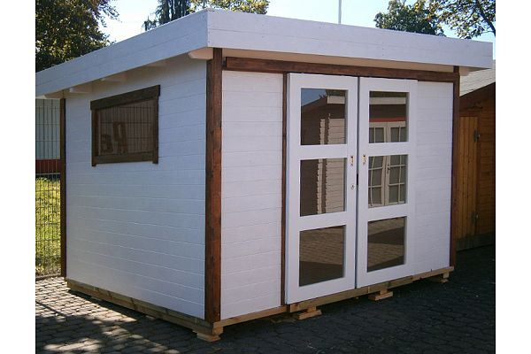 gartenhaus und ger tehaus flachdach pultdach moderna 7 kaufen. Black Bedroom Furniture Sets. Home Design Ideas
