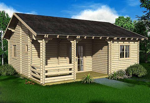 ferienhaus aus holz bauen ferienhaus bausatz kaufen. Black Bedroom Furniture Sets. Home Design Ideas