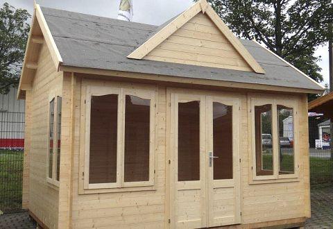 gartenhaus gnstig kaufen elegant gartenhaus mm blockhaus top qualitaet with gartenhaus gnstig. Black Bedroom Furniture Sets. Home Design Ideas
