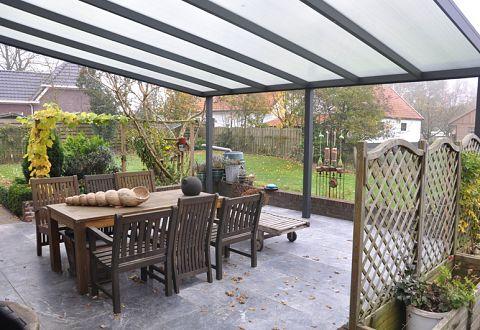 alu terrassen berdachung aluminium bausatz. Black Bedroom Furniture Sets. Home Design Ideas
