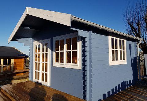 Hervorragend Günstig Holz-Gartenhäuser kaufen im Gartenhaus-Shop KI76