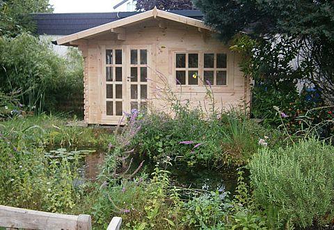 gartenhaus g nstig kaufen steinhauer gartenhaus shop. Black Bedroom Furniture Sets. Home Design Ideas