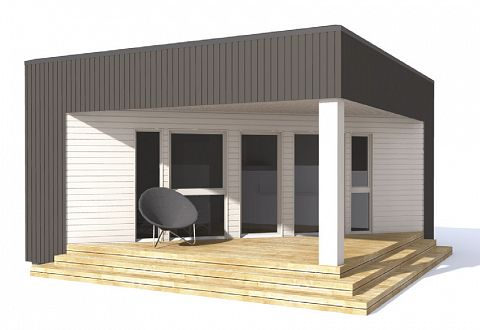 Fertighaus aus holz bauen holzhaus bausatz preise for Bausatzhaus holz