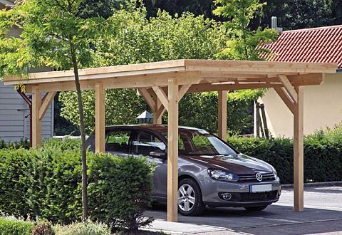 carport bausatz holzgarage bausatz kaufen online shop. Black Bedroom Furniture Sets. Home Design Ideas