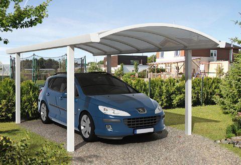 Fantastisch Carport aus Aluminium & Aluminium-Carport Bausatz kaufen NF11