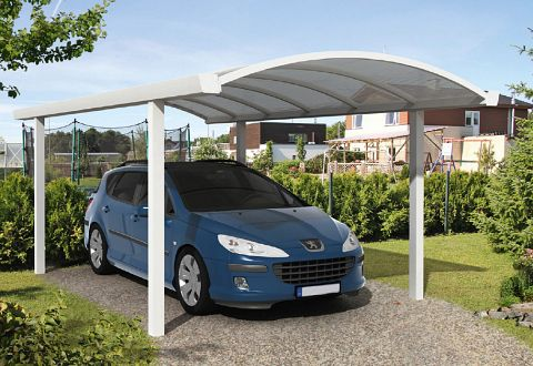carport aus aluminium aluminium carport bausatz kaufen. Black Bedroom Furniture Sets. Home Design Ideas