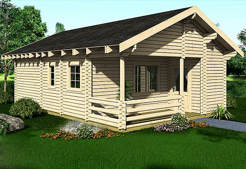Ferienhaus Holz Bauen : ferienhaus aus holz bauen ferienhaus bausatz kaufen ~ Lizthompson.info Haus und Dekorationen