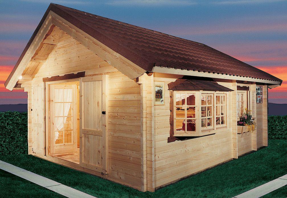 ferienhaus und ferienhausbausatz spreewald d kaufen. Black Bedroom Furniture Sets. Home Design Ideas
