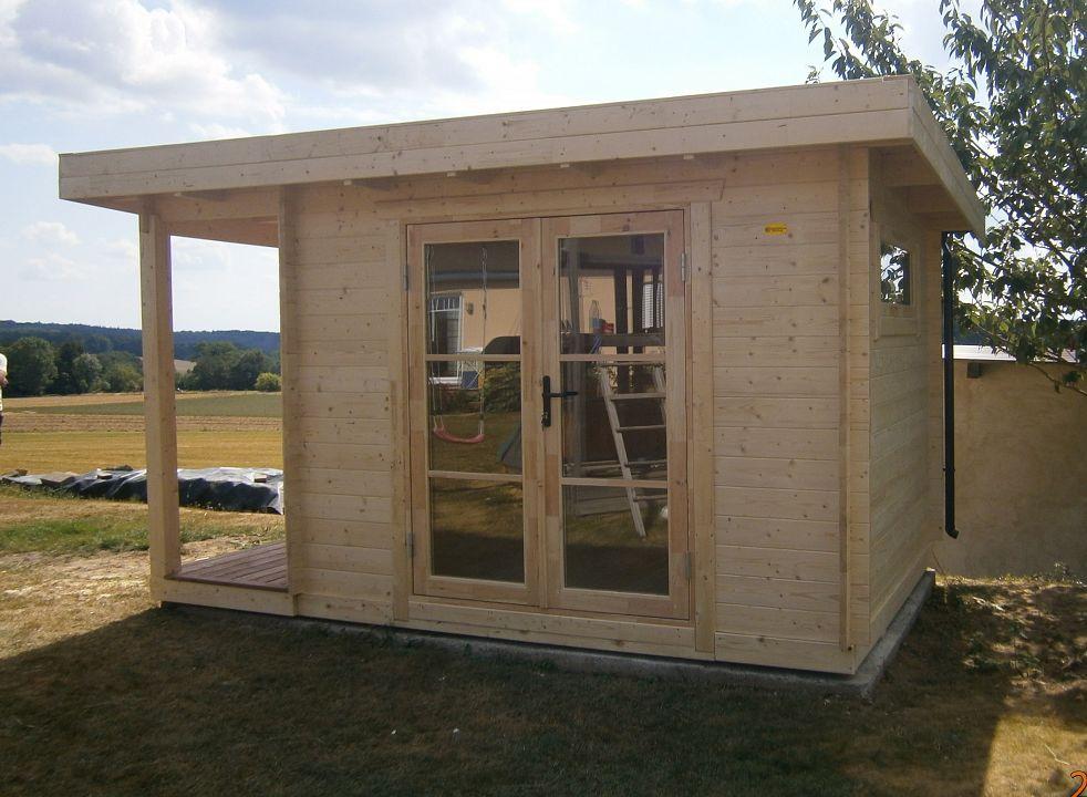 gartenhaus und ger tehaus flachdach pultdach moderna 2 kaufen. Black Bedroom Furniture Sets. Home Design Ideas