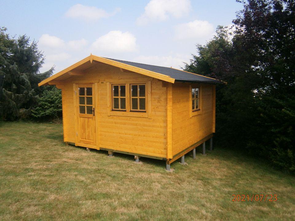 gartenhaus und ger tehaus satteldach donau 5 kaufen. Black Bedroom Furniture Sets. Home Design Ideas