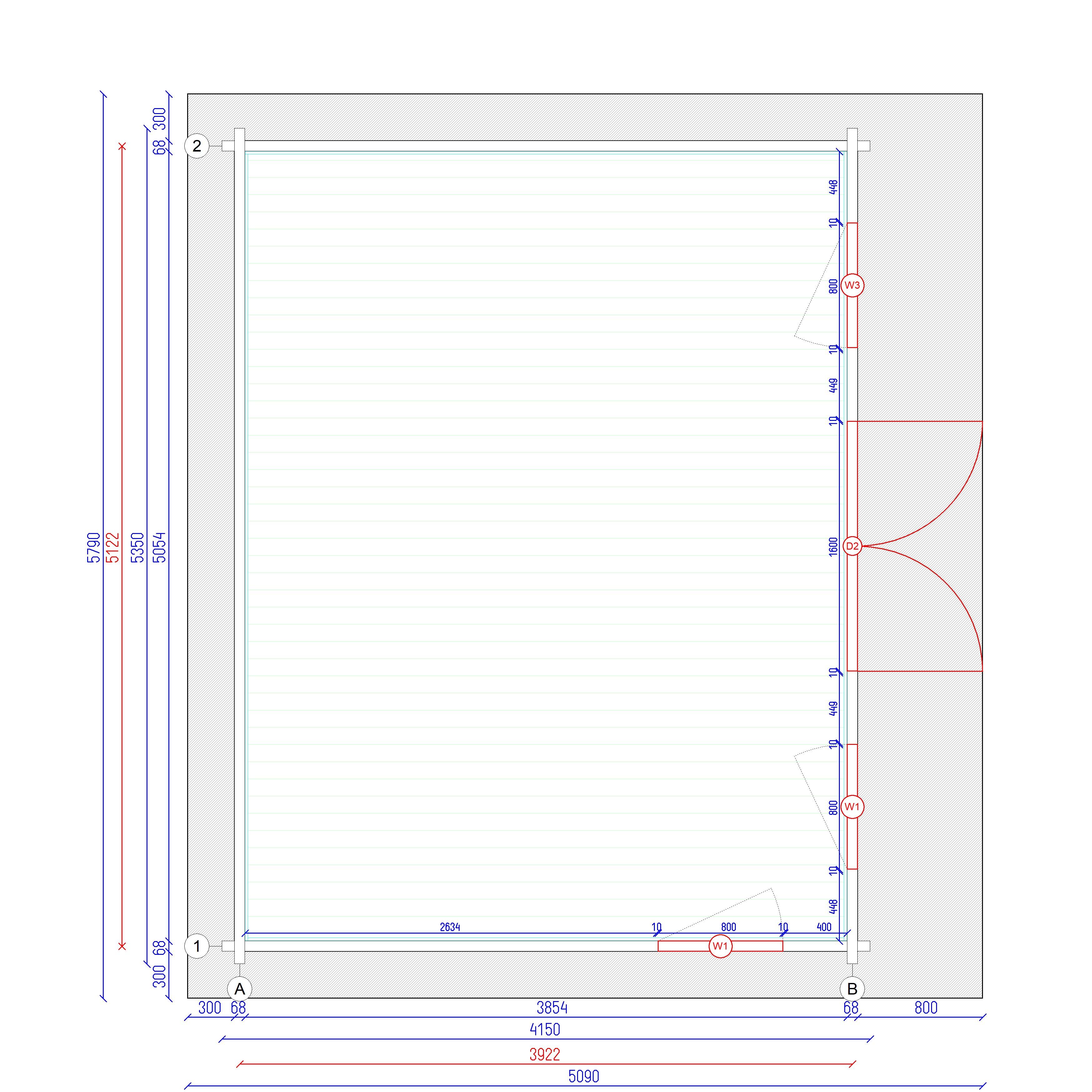 gartenhaus und ger tehaus flachdach pultdach bungalow 4 kaufen. Black Bedroom Furniture Sets. Home Design Ideas