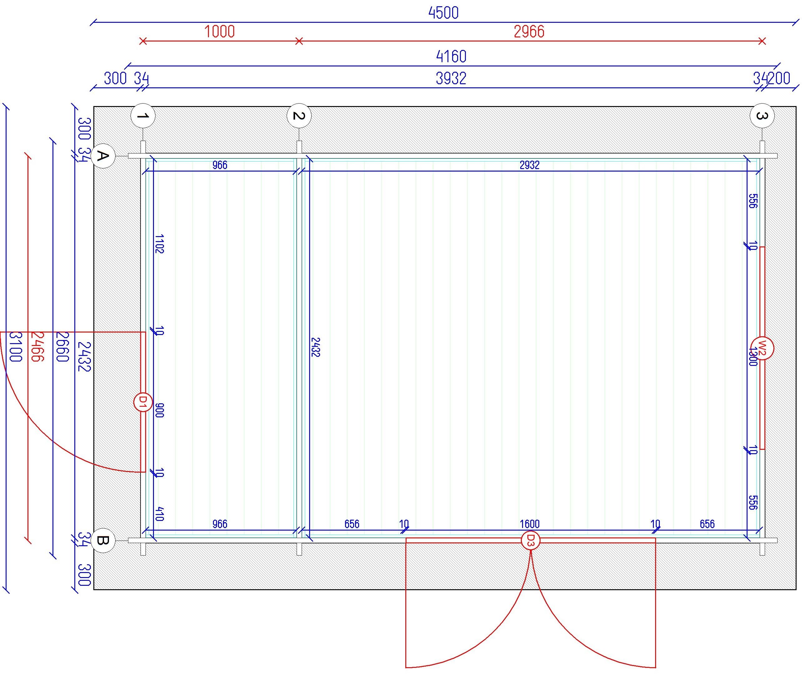 gartenhaus und ger tehaus flachdach pultdach moderna 3 kaufen. Black Bedroom Furniture Sets. Home Design Ideas