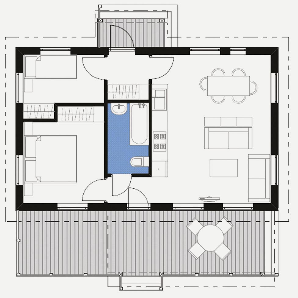 Fertighaus Und Bausatzhaus 448 DAVE
