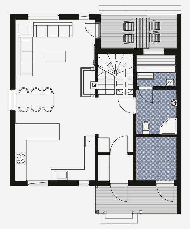 Fertighaus Und Bausatzhaus 454 VICTOR-D