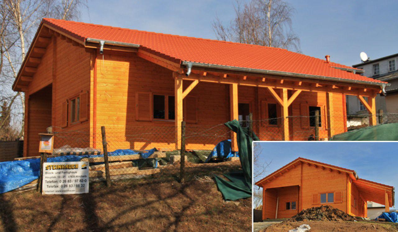 Energie spar biohaus