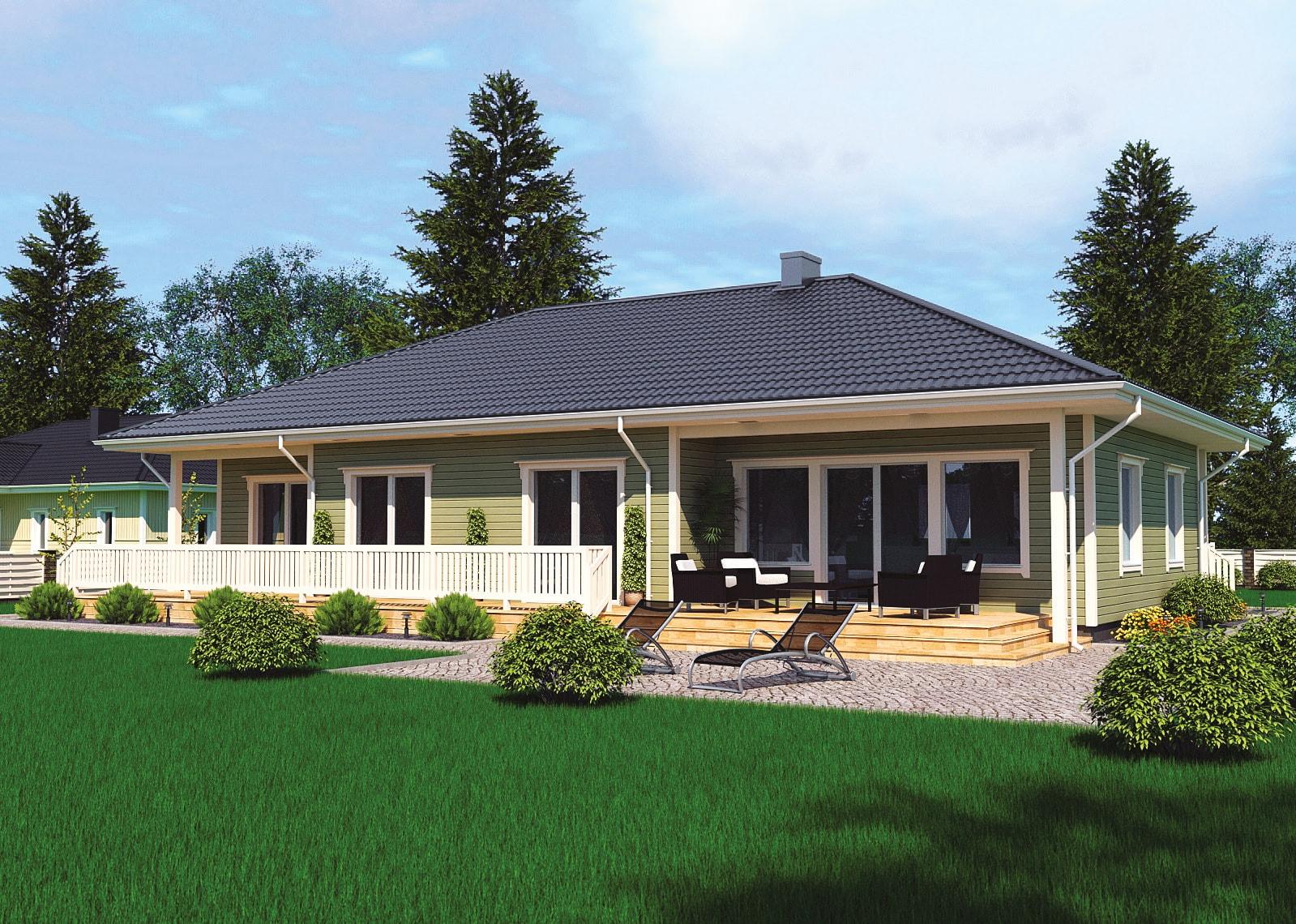 Fertighaus und Bausatzhaus 451 LEONARDO - Classic kaufen