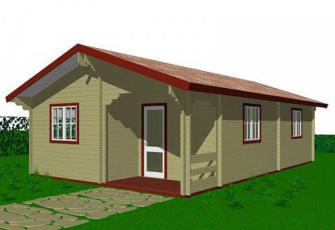 Ferienhaus Aus Holz Bauen Ferienhaus Bausatz Kaufen Wochenendhaus