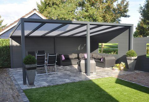 Terrassendach Bausatz Kaufen