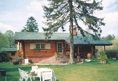 Wohnblockhaus kaufen, schlüsselfertig oder Bausatz