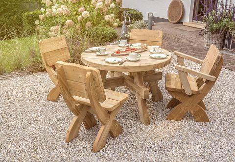 Gartenmöbel Massiv Holz Kaufen Hohe Qualität