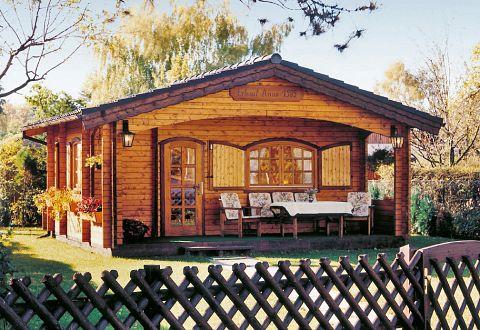 Ferienhaus aus Holz bauen, Ferienhaus-Bausatz kaufen ...