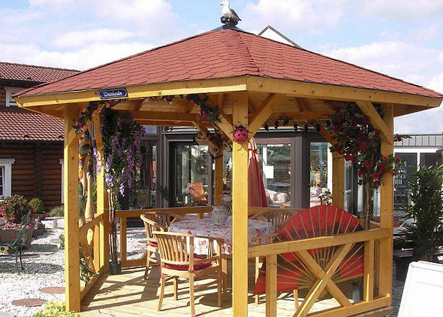 gartenlaube grilllaube und pavillon aus holz offen weinlaube gro kaufen. Black Bedroom Furniture Sets. Home Design Ideas